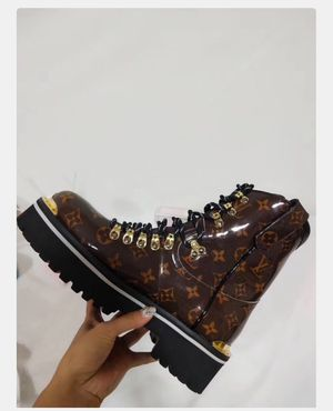 Louis Vuitton Outland Ankle Boots for Sale in Laurel, MD