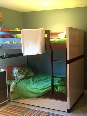 Moda Trundle Bunk Beds for Sale in Bellevue, WA
