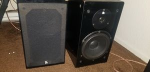 Speakers pro audio for home theater for Sale in Riverside, CA