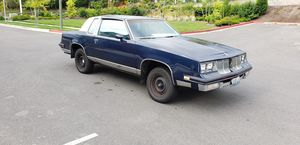 1983 Olds Cutlass Supreme Brougham for Sale in Federal Way, WA