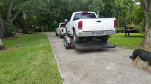 Trade car hauler Trailer for clusias Please READ below for Sale in Miami, FL