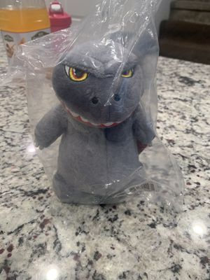 """Godzilla 8"""" Phunny Plush Stuffed Collectible Toy Figure FACTORY SEALED for Sale in Corona, CA"""