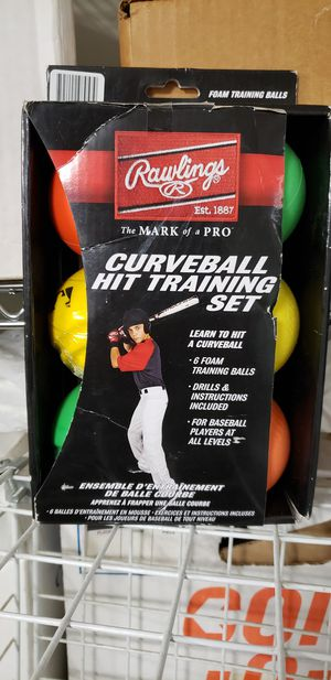 Rawlings curveball hit trainer set for Sale in Palos Verdes Peninsula, CA