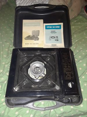 Portable gas stove for Sale in Palmyra, NY