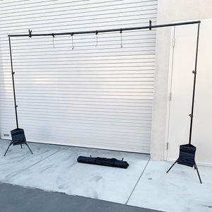 $35 (brand new) backdrop stand 10ft wide x 6.5ft tall for Sale in La Mirada, CA