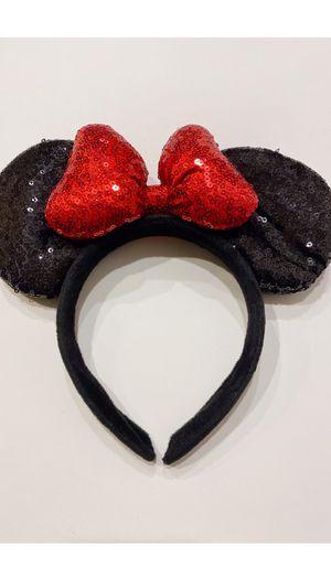 New Minnie Mouse ears headband for Sale in Fontana, CA