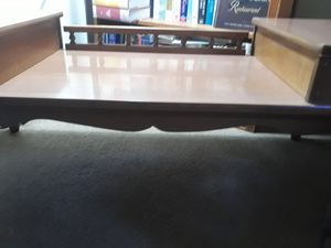 Antique Mersman Bros Coffee Table & Side Table Set for Sale in Tucson, AZ
