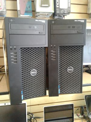 DELL TOWER FULLY SPECD OUT IN GOOD CONDITIONS 👌👌👌👌 for Sale in Bloomington, CA