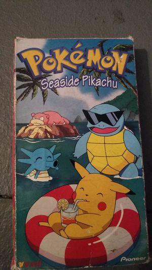Pokemon vhs for Sale in Missoula, MT