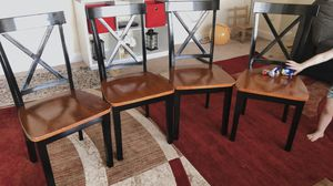 Dinner table and chair for Sale in Alexandria, VA