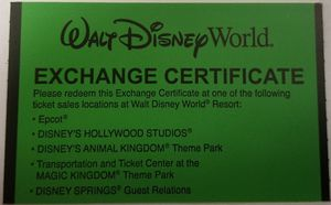 Disney water parks ANNUAL passes for Sale in Tampa, FL
