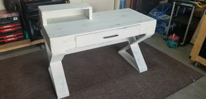 Office Desk Custom made, solid wood for Sale in Buckeye, AZ