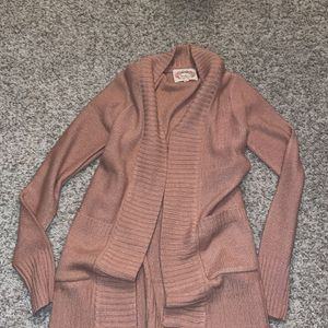 Thick pink cardigan for Sale in South Jordan, UT