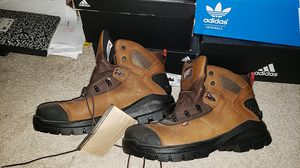 Red wing water proof work boots for Sale in Durham, NC
