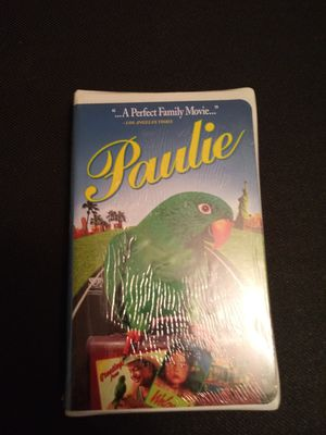 Paulie vhs sealed for Sale in Chicago, IL