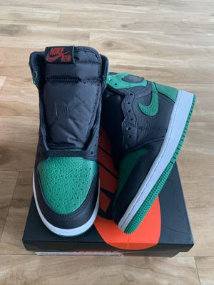 "Air Jordan Retro 1 ""Pine Green 2.0"" Size 5y for Sale in Kent, WA"