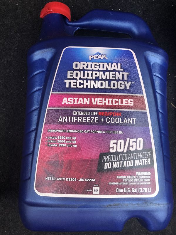 Coolant and antifreeze for Sale in Los Angeles, CA - OfferUp