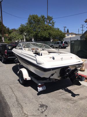 2002 Bayliner 175 one owner for Sale in CA, US