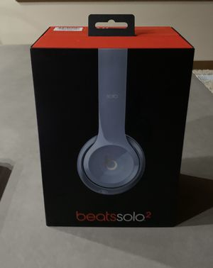 Beats Solo 2 wired headphones for Sale in Arlington, WA