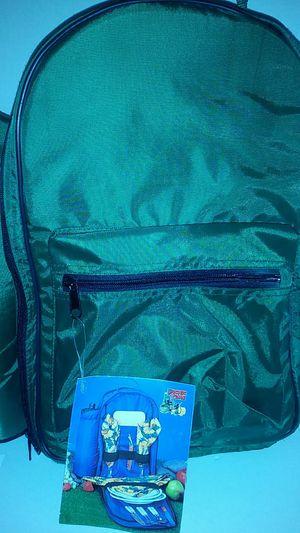 Picnic backpack set for Sale in Detroit, MI