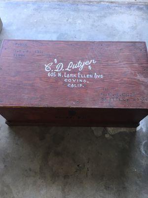 Foot Locker for Sale in Bakersfield, CA
