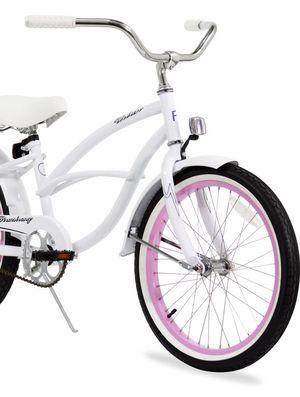 White Firmstrong Urban Kids' Cruiser Bike for Sale in Springfield, VA