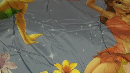Tinkerbell Twin Comforter for Sale in Carson,  CA