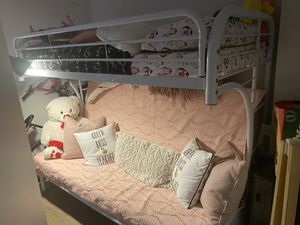 Bunk bed without mattress for Sale in New York, NY