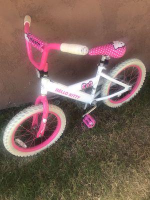 Kids bike - Hello kitty 19' for Sale in Oceanside, CA