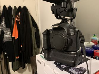 Canon 60d for Sale in Redwood City,  CA