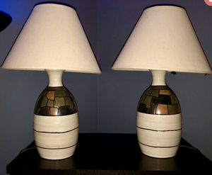 Set of 2 Lamps for Sale in Downers Grove, IL