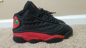 Jordan 13 breds size 9 for Sale in Council Bluffs, IA
