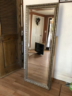 Gold silver trim frame thick style design OBO for Sale in Fontana, CA