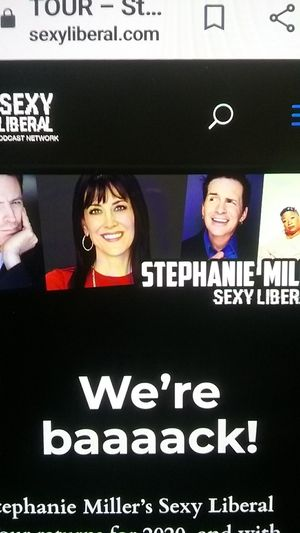Stephanie Miller's Sexy Liberal Tour for Sale in Milton, WA