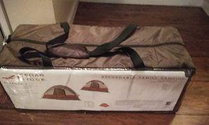Cedar Ridge 6 Person Camping Tent for Sale in El Paso, TX