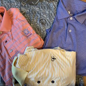Large Golf Polos Olympic Country Club Of Fairfax Lansdowne $20 Each for Sale in Alexandria, VA