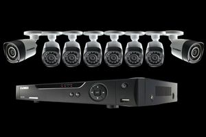 8 Channel Series Security DVR system with 720p HD Cameras for Sale in Hollywood, FL