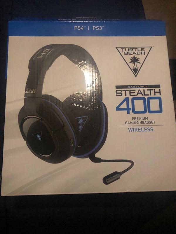 Turtle Beach Stealth 400 PS4