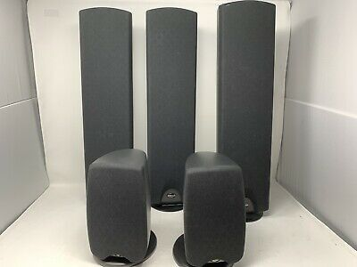 Klipsch Quintet SL $250