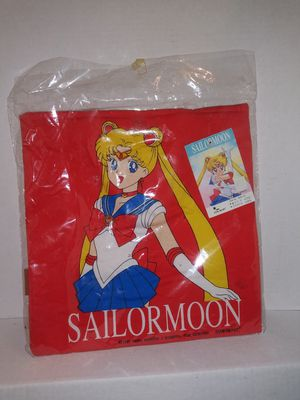 1992 Toei Sailor Moon Purse with tags for Sale in El Paso, TX