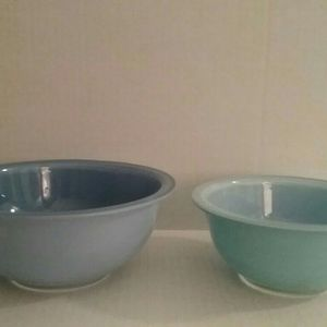 HOUSEHOLD : VINTAGE Corning Pyrex Blue for Sale in Largo, FL