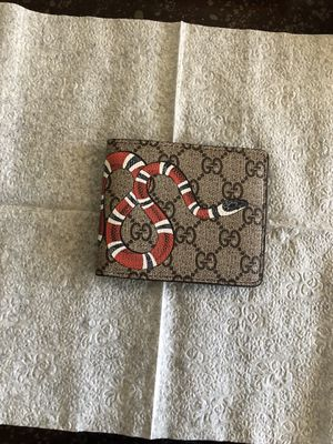 Gucci wallet for Sale in El Monte, CA