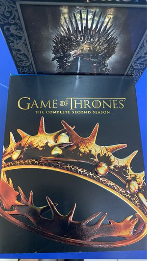 GAME OF THRONES DVD COLLECTION for Sale in Orlando, FL