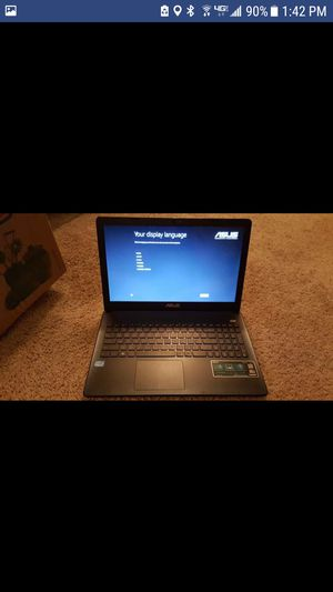 Asus-X501A-15-6-034-Laptop-Computer-Intel-i3-3120M-4GB-DDR3-320GB-HD for Sale in Springfield, VA