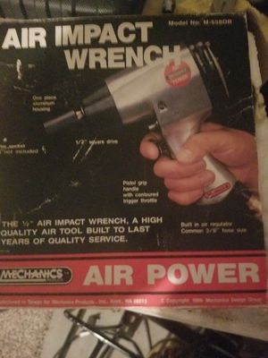 Air wrench for Sale in Modesto, CA