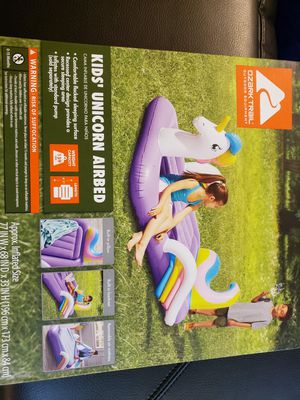 Kids Unicorn Airbed for Sale in Millington, TN