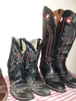 Badass Vintage boots size 10 & 11 for Sale in Portland, OR