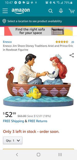 6 Disney Figurines *NEW* for Sale in Boston, MA