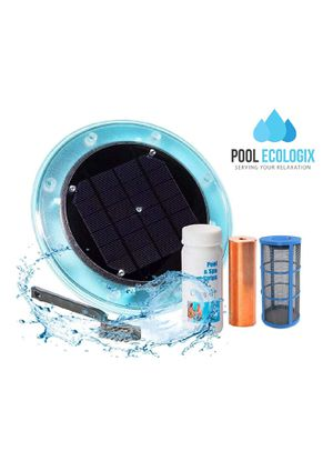 Solar Pool Ionizer - Use 80% less chlorine for Sale in Riverside, CA