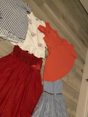 Children clothing girls size 6-7 for Sale in Cape Coral, FL